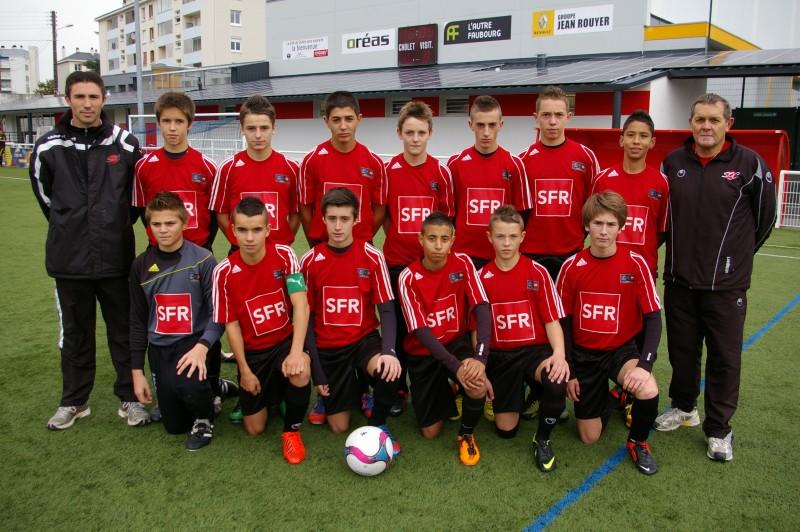 U15 A (Ligue)