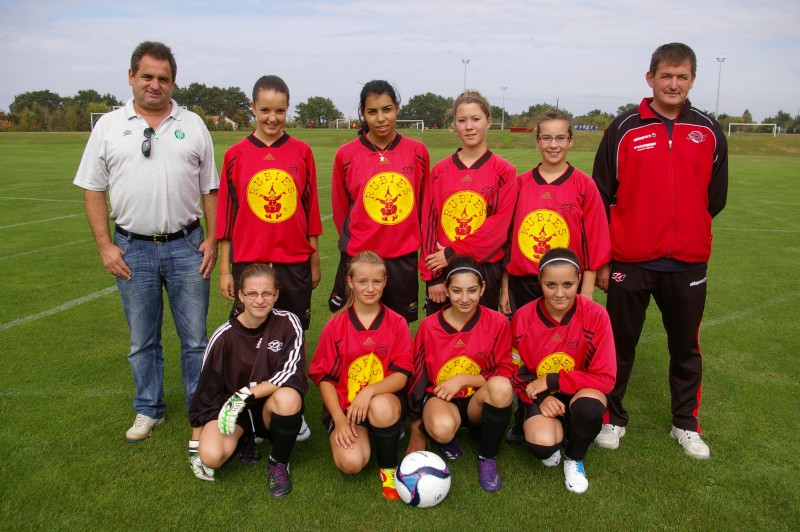 U17 FEMININES (District)