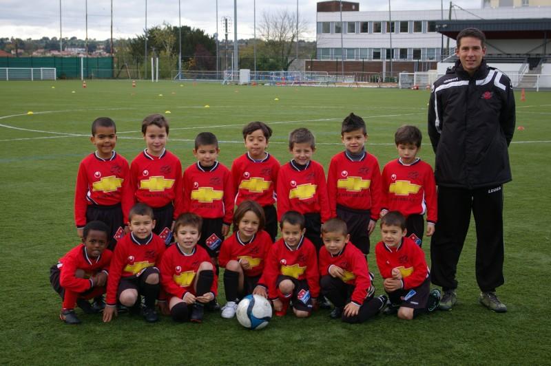 U6 - U7 (Groupe 2) (2006/2007)