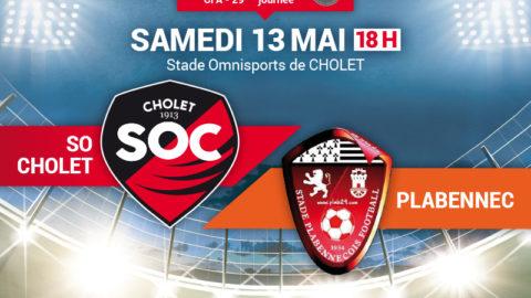 Le Match : SOC A – Plabennec