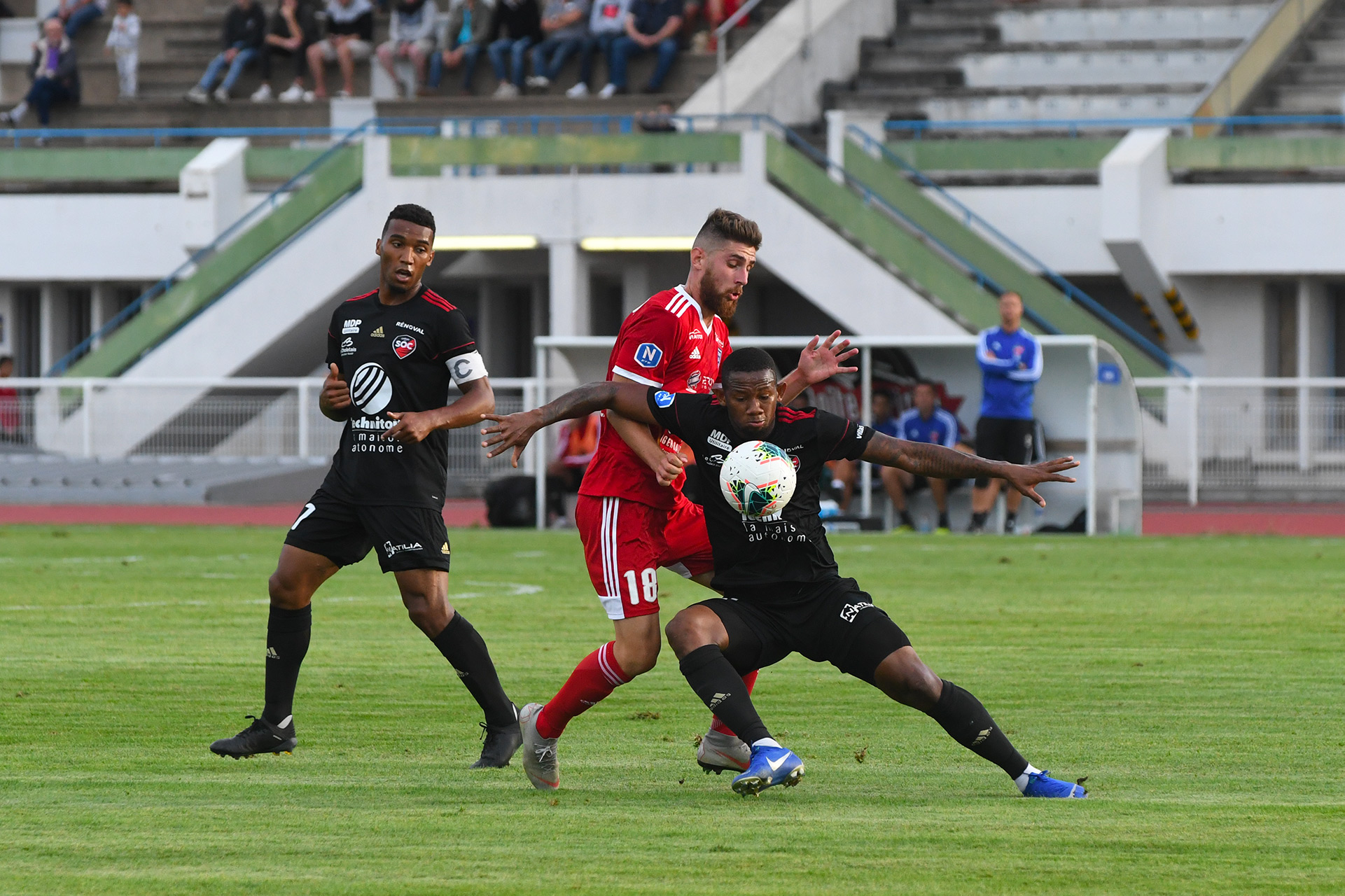 S. Keita VS Villefranche FC