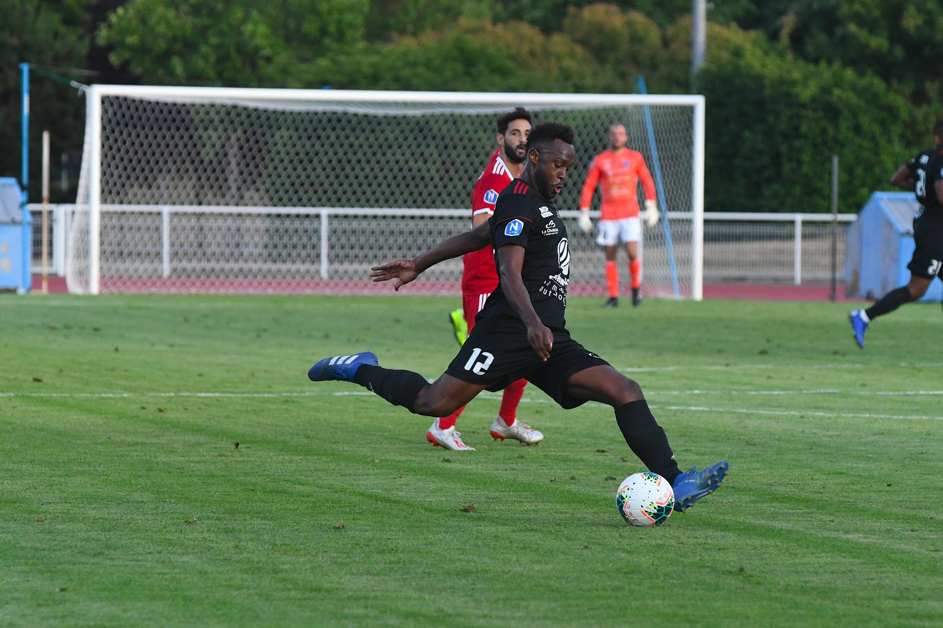 Doumbia VS FC Villefranche