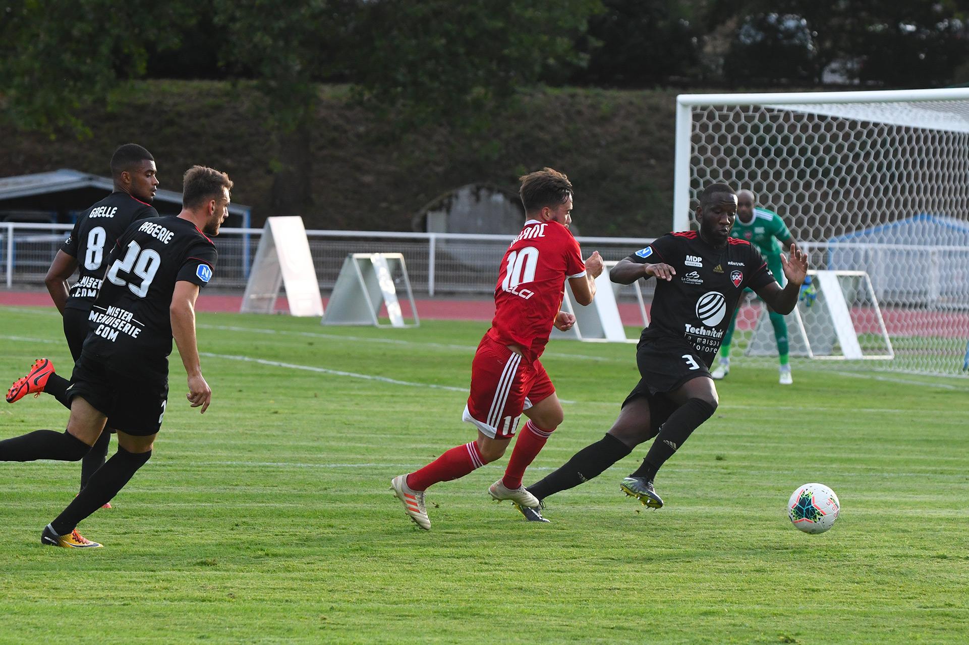 Equipe vs Villefranche