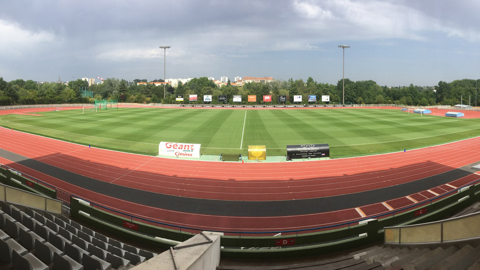 Effivert Stade