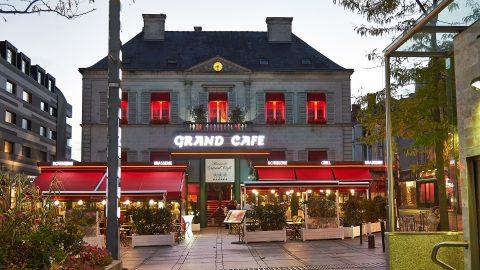 Le Grand Café : Partenaire du SO Cholet