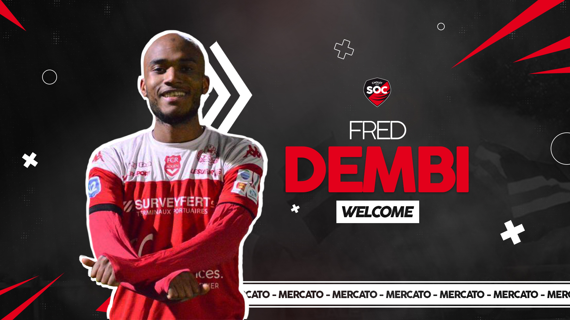 Fred Dembi Recrutement