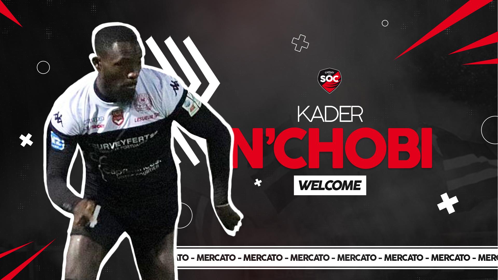 Kader Nchobi Recrutement