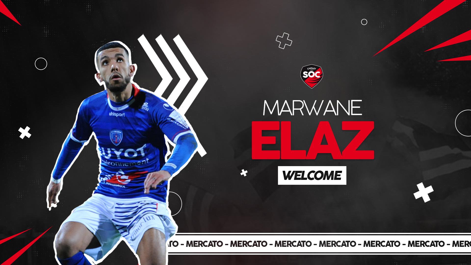 Marwane Elaz Recrue