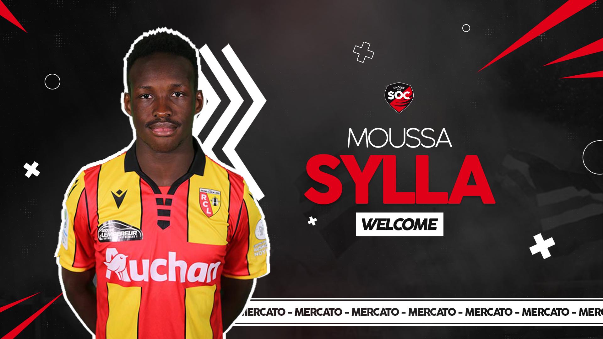 Moussa Sylla Recrue