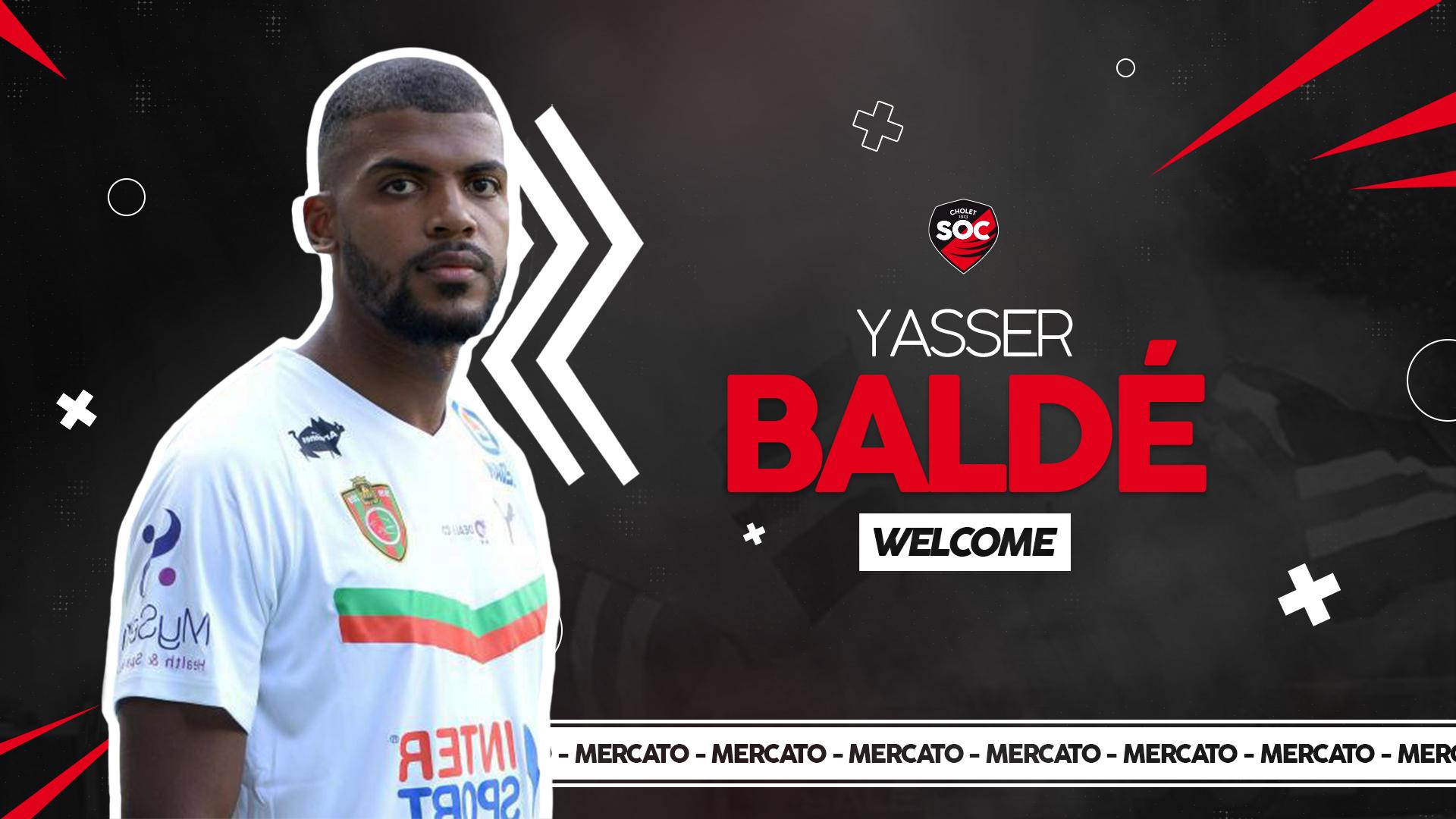 Yasser Baldxx Recrue