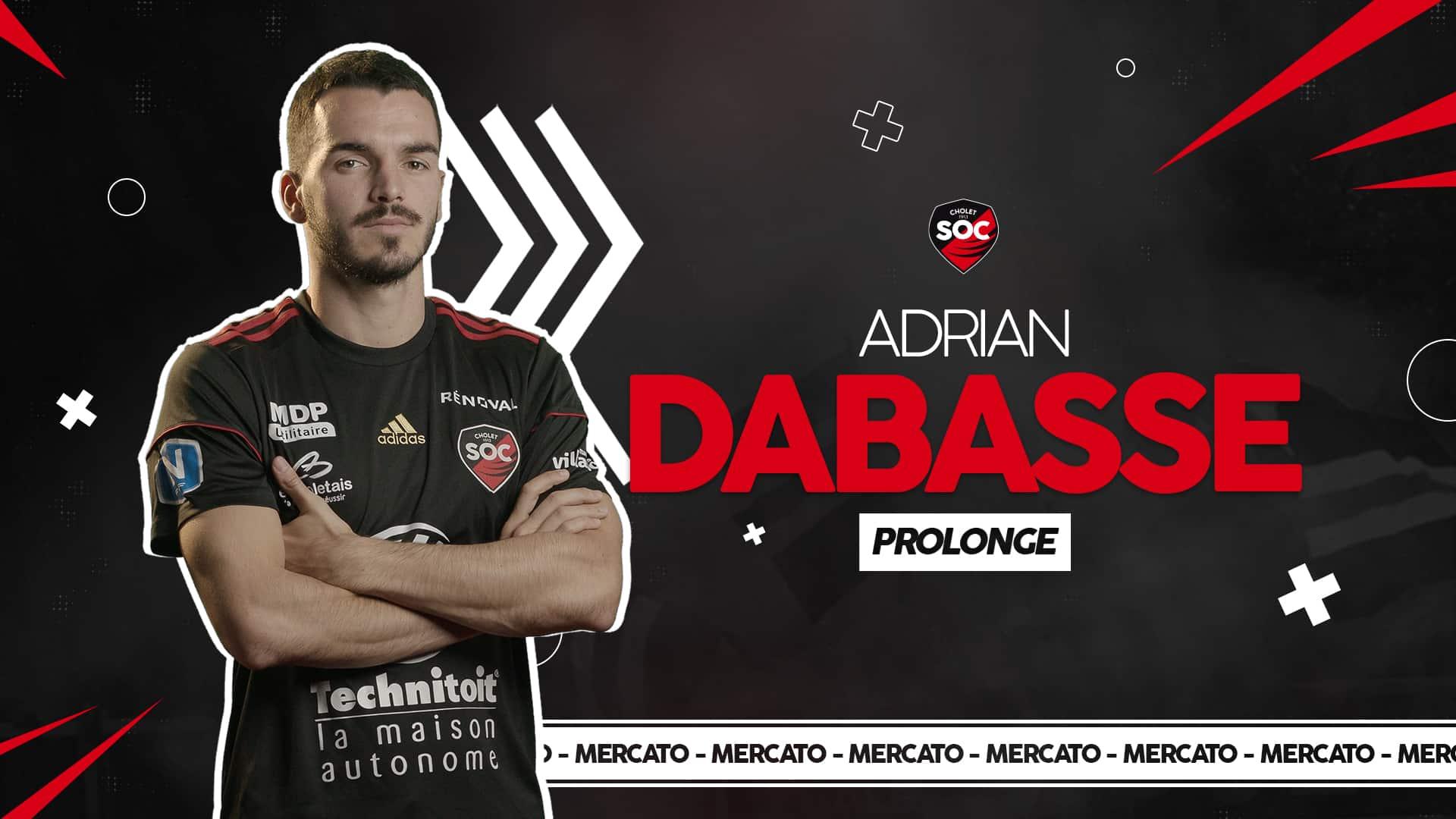 Adrian Dabasse Prolonge