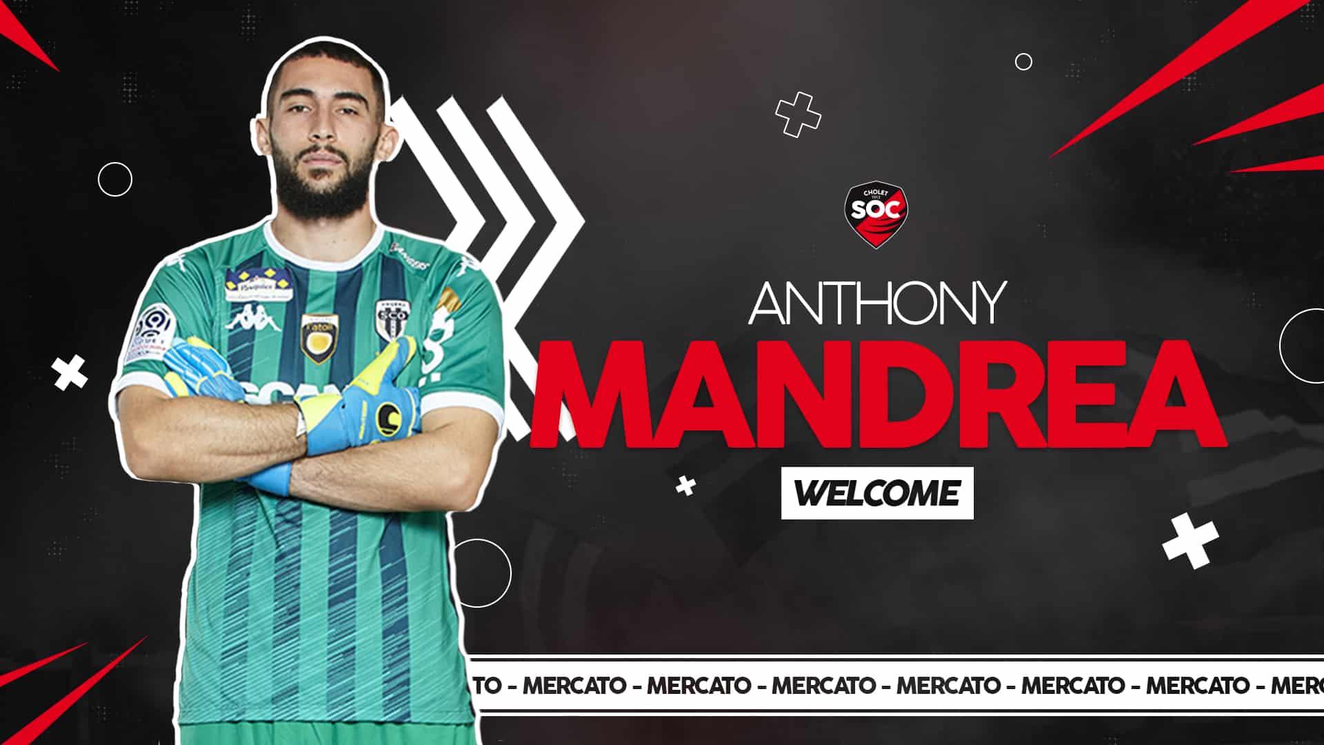 Recrue Anthony Mandrea