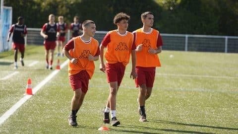 Académie et École de Foot : Les jeunes retrouvent l'entraînement avec un protocole renforcé