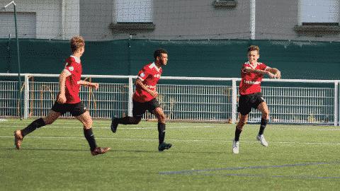 SO CHOLET 2-1 FC LORIENT : Des U17 renversants