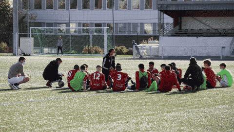 Académie et École de Foot : Les compétitions suspendues jusqu'au 1er décembre