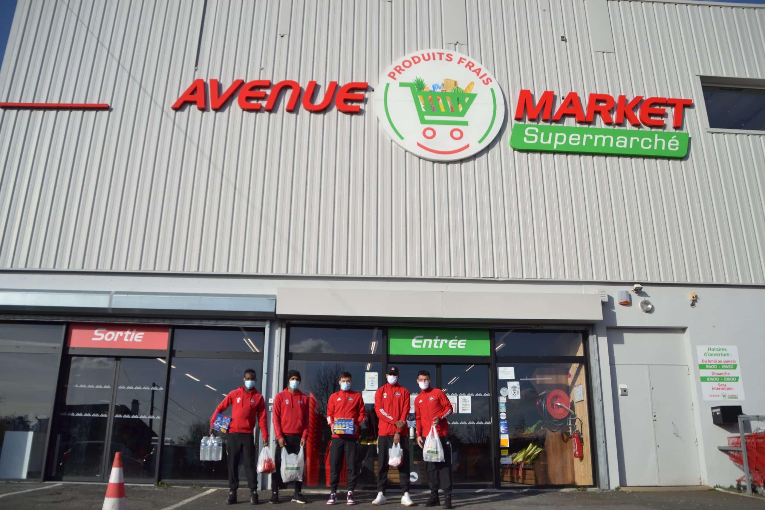 Avenue Market