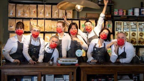 Le Caféier : partenaire du SO Cholet