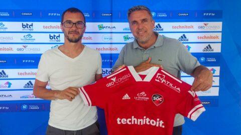 Yohann Feurprier nouveau coach adjoint du SO Cholet!