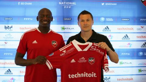 Mamadou GUIRASSY signe au SO Cholet !