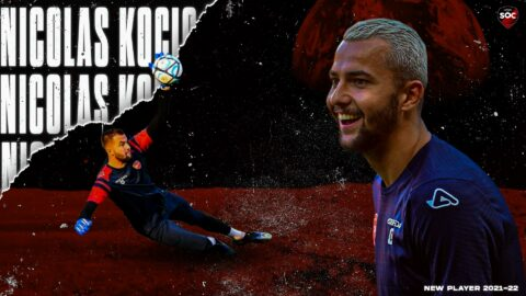 Nicolas Kocik (Valencienne FC) prêté au SO Cholet !