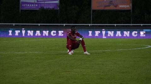 Stade Lavallois – SO Cholet (2-1) : À 9 contre 11, les Choletais s'inclinent à Laval