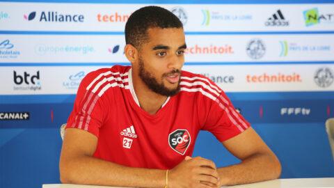 Conférence de presse d'avant-match : SO Cholet – FC Chambly-Oise (J8)