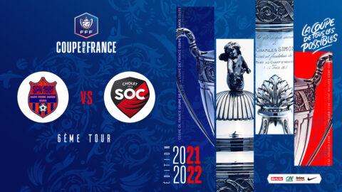 Coupe de France : L'adversaire pour le 6ème tour de Coupe de France