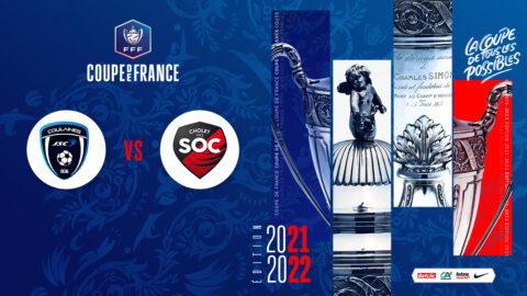 Coupe de France : L'entrée dans la compétition pour les Rouge et Noir