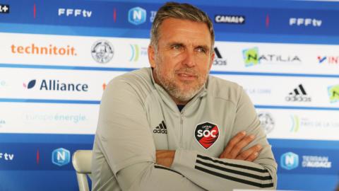 Conférence de presse d'avant-match : SO Cholet – US Orléans (J9)