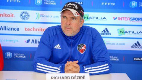 Conférence de presse d'avant match : SO Cholet – FC Villefranche Beaujolais (J12)