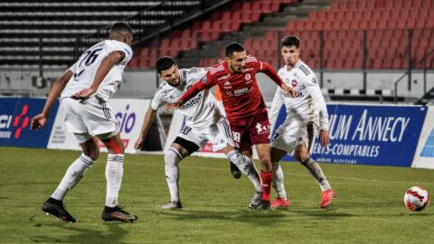 SO Cholet – FC Villefranche Beaujolais (J12) : Les Choletais retrouvent le stade Omnisports