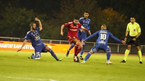 SO Cholet – FC Villefranche Beaujolais (3-4) : À deux doigts de l'exploit